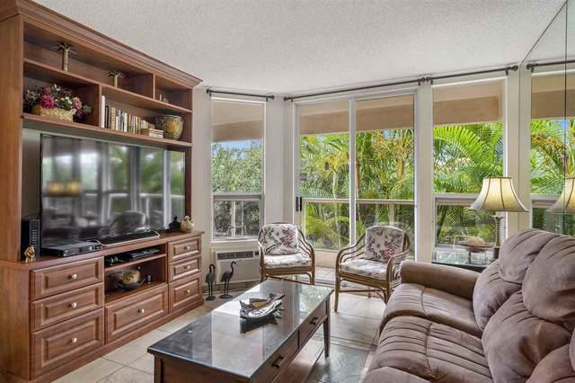 2575 S Kihei Rd T209, Kihei, HI 96753 (MLS #390062) :: Coldwell Banker Island Properties