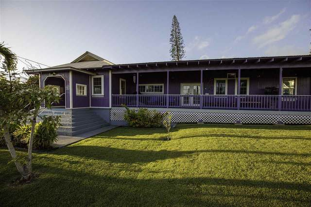 254 Houston St, Lanai City, HI 96763 (MLS #390097) :: Corcoran Pacific Properties