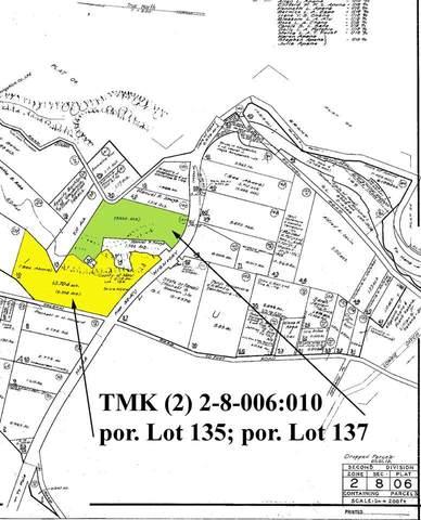 0 Hana Hwy Lot 135, Haiku, HI 96708 (MLS #390106) :: 'Ohana Real Estate Team