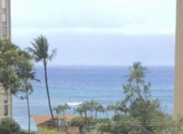 4310 Lower Honoapiilani Dr #509, Lahaina, HI 96761 (MLS #390178) :: 'Ohana Real Estate Team