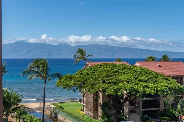 3445 Lower Honoapiilani Rd #614, Lahaina, HI 96761 (MLS #390191) :: Hawai'i Life