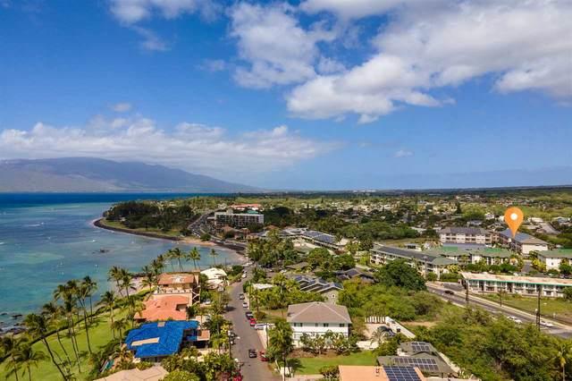 45 Kanani Rd #101, Kihei, HI 96753 (MLS #390378) :: Corcoran Pacific Properties