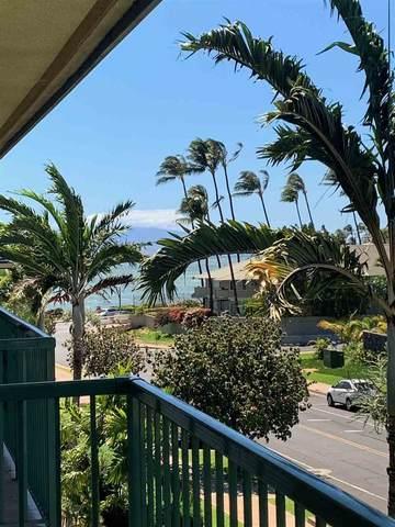 44 Kanani Rd 3-303, Kihei, HI 96753 (MLS #390393) :: Corcoran Pacific Properties
