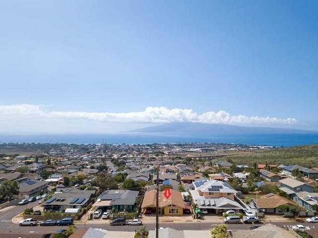 893 North Niheu Pl, Lahaina, HI 96761 (MLS #390405) :: EXP Realty