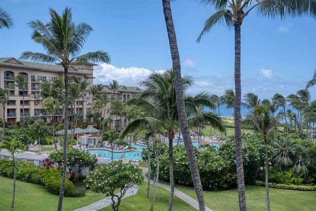 1 Ritz Carlton Dr #1702, Lahaina, HI 96761 (MLS #390406) :: Team Lally