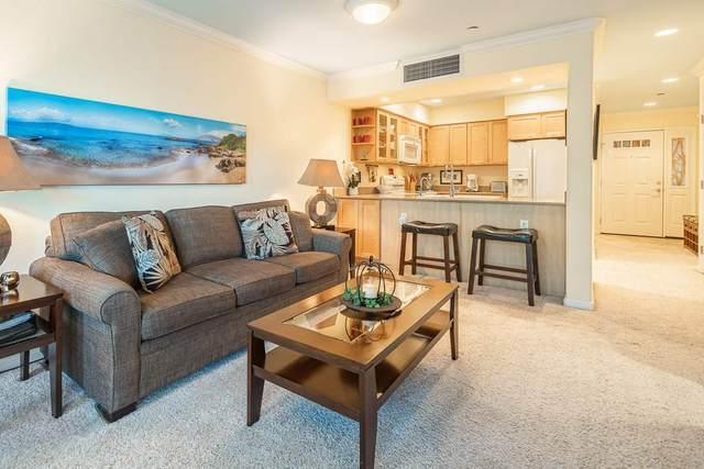 44 Kanani Rd 3-102, Kihei, HI 96753 (MLS #390408) :: LUVA Real Estate