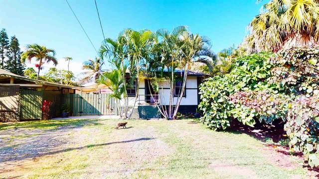 610 Kailana St, Wailuku, HI 96793 (MLS #390409) :: EXP Realty