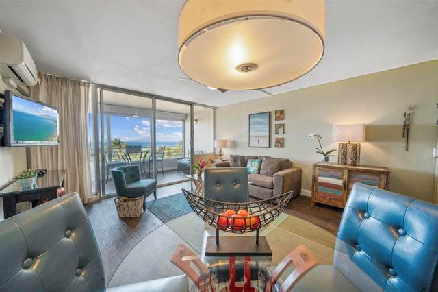 2385 S Kihei Rd #608, Kihei, HI 96753 (MLS #390420) :: Team Lally