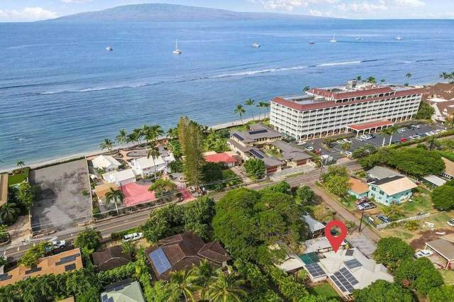 458A Front St, Lahaina, HI 96761 (MLS #390494) :: Team Lally