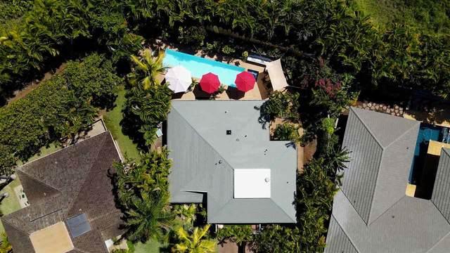 124 Waaula Pl, Kihei, HI 96753 (MLS #390523) :: 'Ohana Real Estate Team