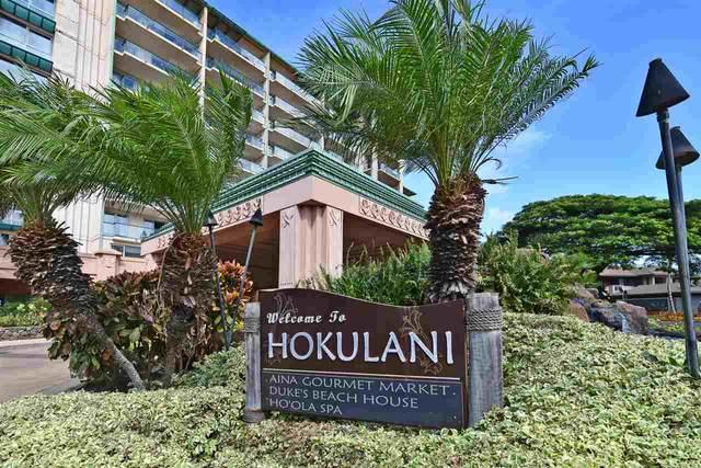 130 Kai Malina Pkwy Sr534, Lahaina, HI 96761 (MLS #390534) :: Corcoran Pacific Properties