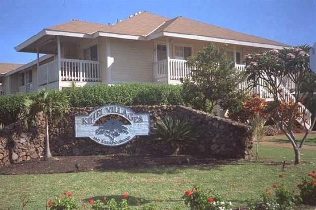 140 Uwapo Rd 3-204, Kihei, HI 96753 (MLS #390542) :: Corcoran Pacific Properties