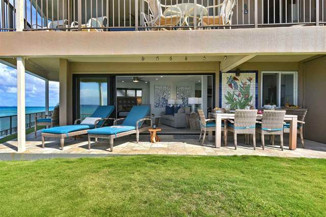 3823 Lower Honoapiilani Rd #109, Lahaina, HI 96761 (MLS #390548) :: 'Ohana Real Estate Team