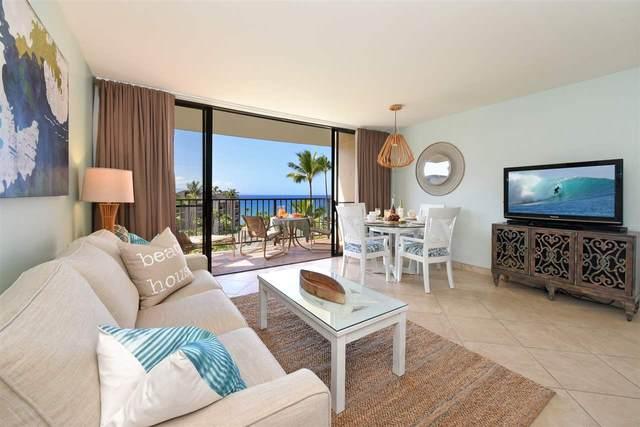 3445 Lower Honoapiilani Rd #613, Lahaina, HI 96761 (MLS #390549) :: Hawai'i Life