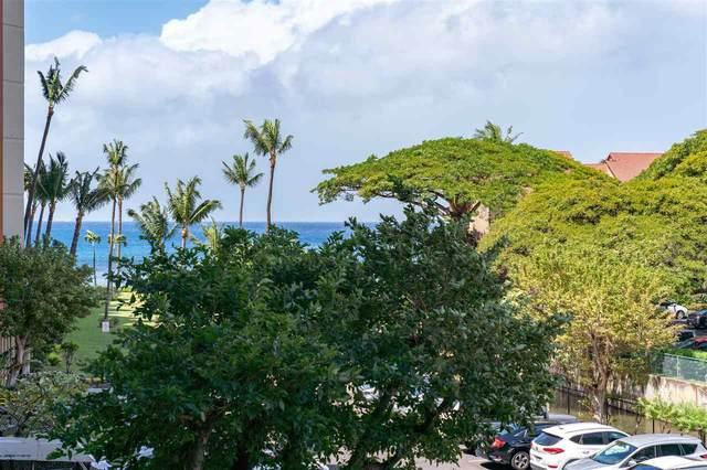 3445 Lower Honoapiilani Rd #322, Lahaina, HI 96761 (MLS #390557) :: Hawai'i Life