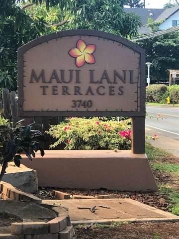 3740 Lower Honoapiilani Rd B301, Lahaina, HI 96761 (MLS #390610) :: Hawai'i Life