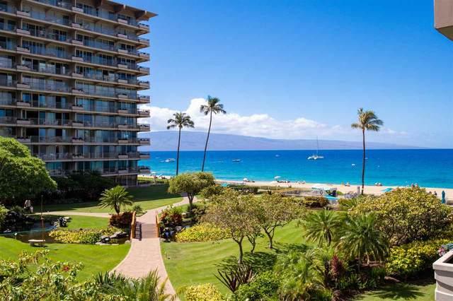2481 Kaanapali Pkwy #319, Lahaina, HI 96761 (MLS #390611) :: Hawai'i Life