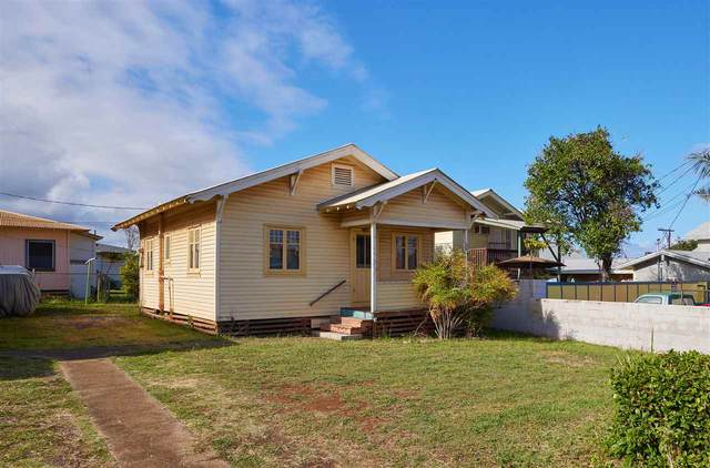 2126 Vineyard St, Wailuku, HI 96793 (MLS #390615) :: EXP Realty