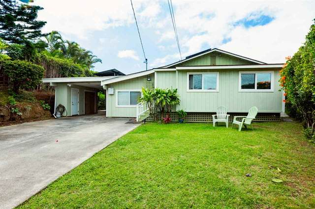 35 Manuahi Pl, Haiku, HI 96708 (MLS #390623) :: Maui Lifestyle Real Estate | Corcoran Pacific Properties