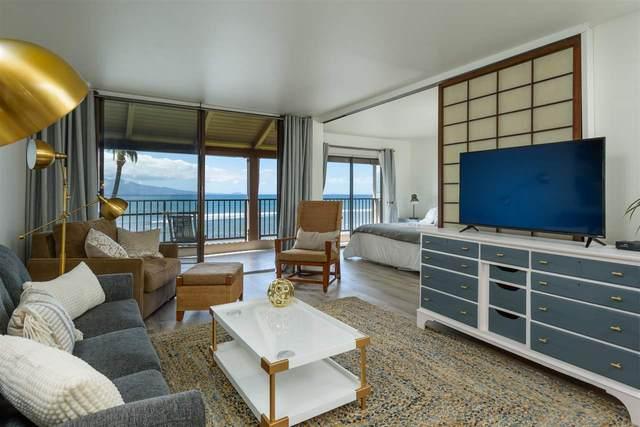 100 Hauoli St #407, Wailuku, HI 96793 (MLS #390632) :: Maui Lifestyle Real Estate | Corcoran Pacific Properties