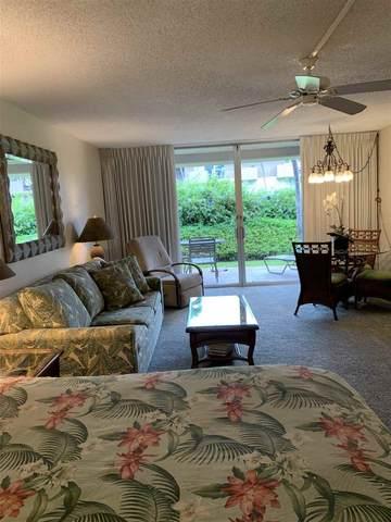 2661 Kekaa Dr J112, Lahaina, HI 96761 (MLS #390680) :: Coldwell Banker Island Properties