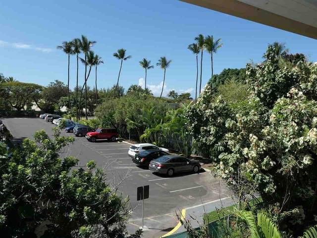 2495 S Kihei Rd #336, Kihei, HI 96753 (MLS #390728) :: Coldwell Banker Island Properties