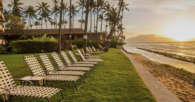 3601 Lower Honoapiilani Rd #113, Lahaina, HI 96761 (MLS #390770) :: Maui Lifestyle Real Estate | Corcoran Pacific Properties
