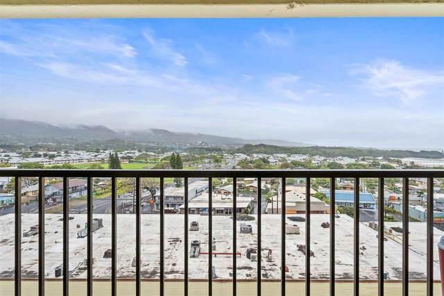 1063 Lower Main St #607, Wailuku, HI 96793 (MLS #390835) :: 'Ohana Real Estate Team