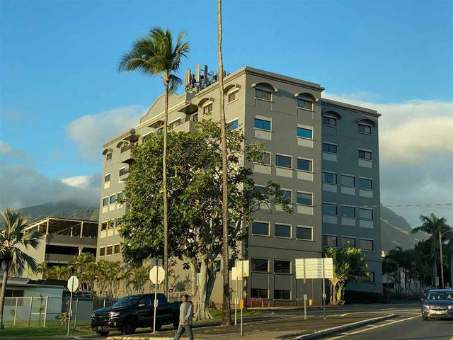 1885 Main St #407, Wailuku, HI 96793 (MLS #390880) :: Speicher Group