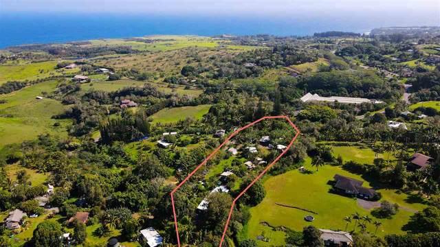 4178 Hana Hwy, Haiku, HI 96708 (MLS #390888) :: 'Ohana Real Estate Team