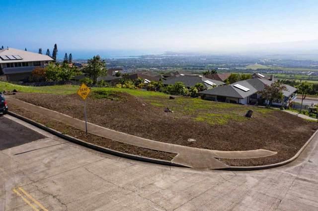 715 Noweo Pl, Wailuku, HI 96793 (MLS #390899) :: LUVA Real Estate