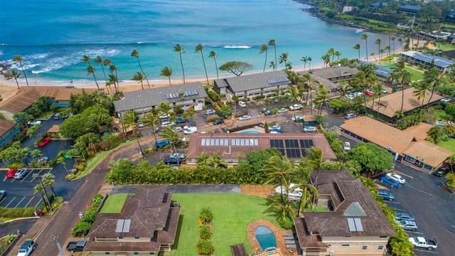 12 Hui B Dr B, Lahaina, HI 96761 (MLS #390923) :: Corcoran Pacific Properties