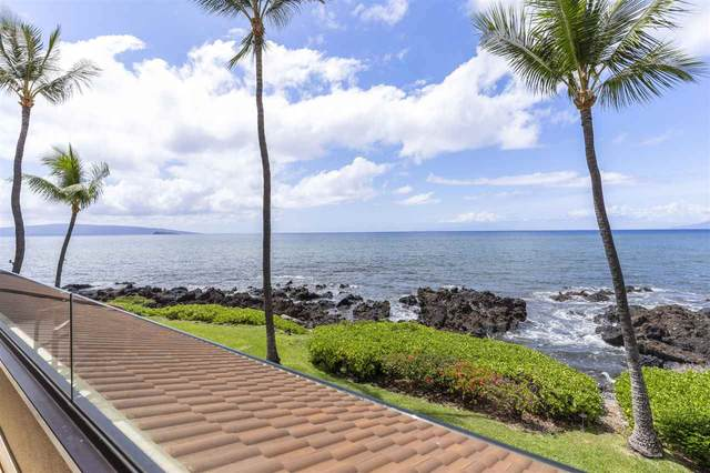 4850 Makena Alanui Rd F206, Kihei, HI 96753 (MLS #390931) :: Speicher Group