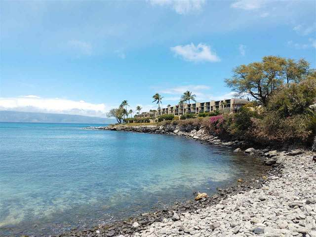 5295 Lower Honoapiilani Rd A24, Lahaina, HI 96761 (MLS #390932) :: Speicher Group