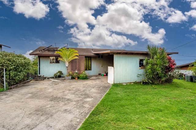 20 Kumano Dr, Makawao, HI 96768 (MLS #390945) :: Coldwell Banker Island Properties