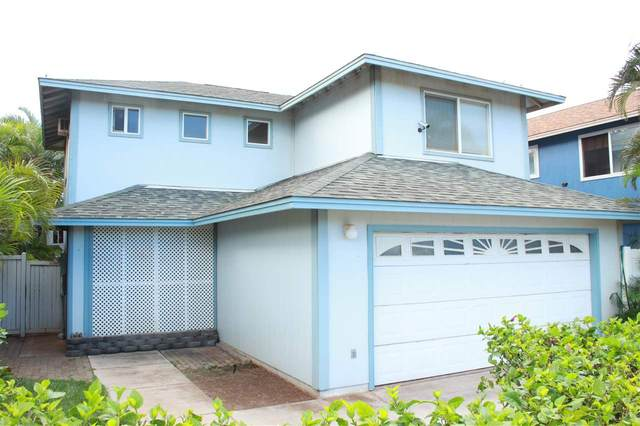 50 Laumakani Loop, Kihei, HI 96753 (MLS #390967) :: LUVA Real Estate