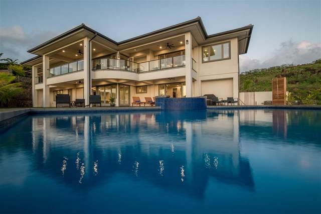 60 E Mahi Pua Pl, Lahaina, HI 96761 (MLS #390969) :: Corcoran Pacific Properties