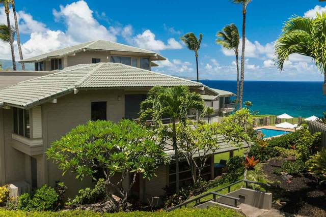 500 Bay Dr 25-G5, Lahaina, HI 96761 (MLS #391015) :: Corcoran Pacific Properties