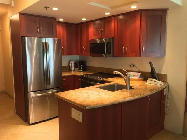 2481 Kaanapali Pkwy 115 S, Lahaina, HI 96761 (MLS #391027) :: Coldwell Banker Island Properties