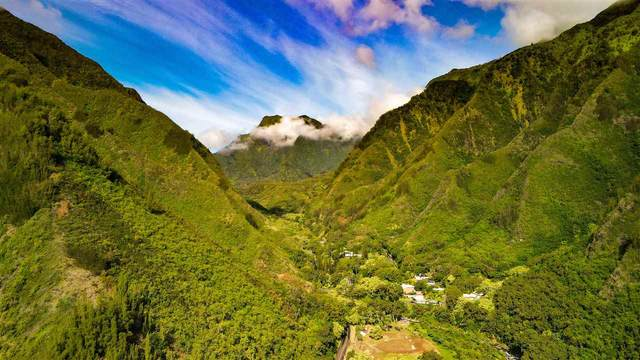 561 Iao Valley Rd Lot 3, Wailuku, HI 96793 (MLS #391073) :: Speicher Group