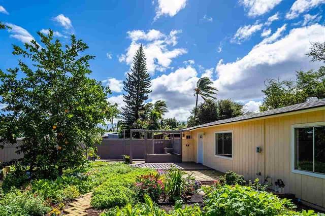 39 Kuapapa Pl, Kihei, HI 96753 (MLS #391074) :: Coldwell Banker Island Properties