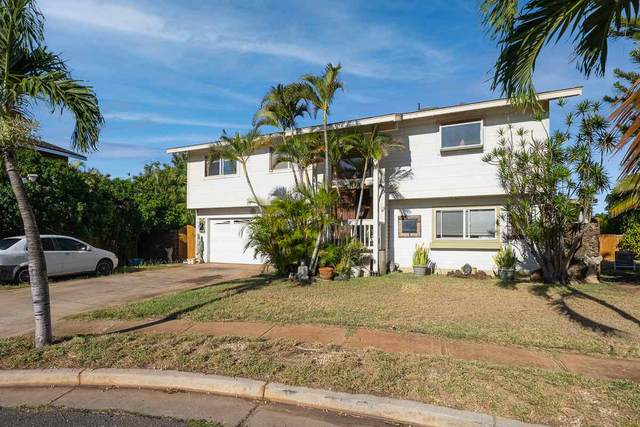29 Waikalani Pl, Kihei, HI 96753 (MLS #391084) :: Steven Moody