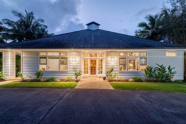 266 Waiama Way, Haiku, HI 96708 (MLS #391118) :: 'Ohana Real Estate Team