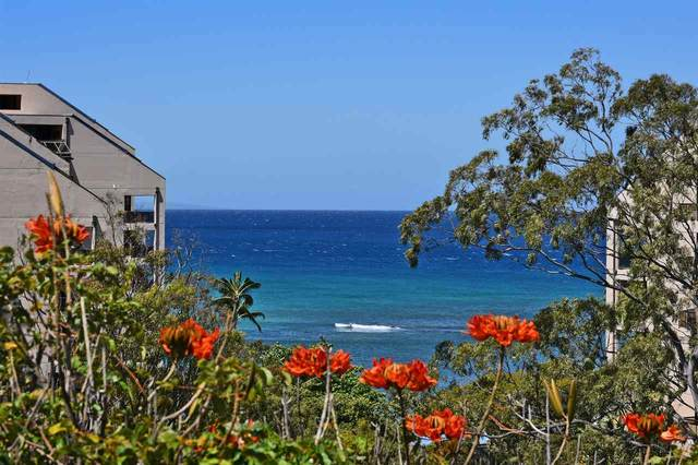 4310 Lower Honoapiilani Rd 701PH, Lahaina, HI 96761 (MLS #391139) :: Speicher Group