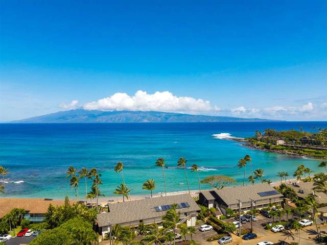 5385 Lower Honoapiilani Rd, Lahaina, HI 96761 (MLS #391151) :: Speicher Group