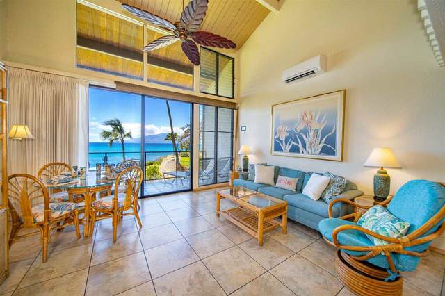 5295 Lower Honoapiilani Rd C39, Lahaina, HI 96761 (MLS #391153) :: Speicher Group