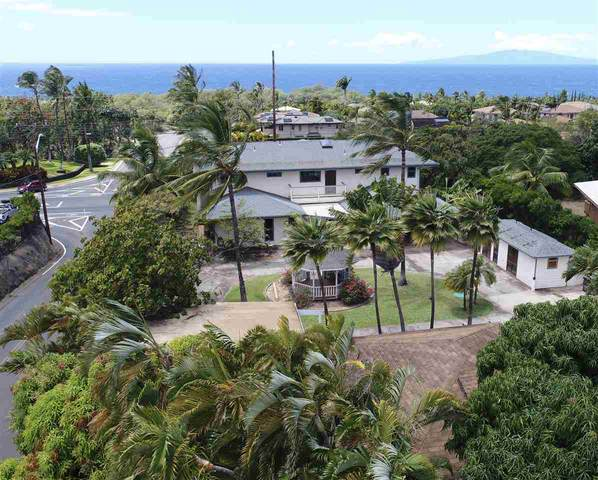 3414 Akala Dr, Kihei, HI 96753 (MLS #391160) :: LUVA Real Estate