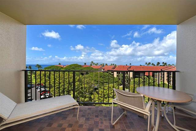 3445 Lower Honoapiilani Rd #628, Lahaina, HI 96761 (MLS #391162) :: LUVA Real Estate