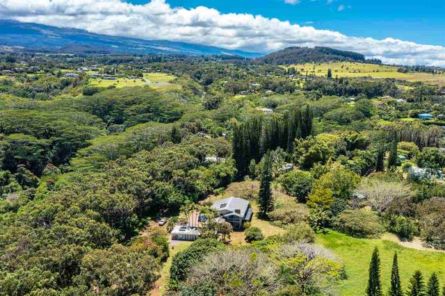 965 Hog Back Rd, Haiku, HI 96708 (MLS #391165) :: LUVA Real Estate
