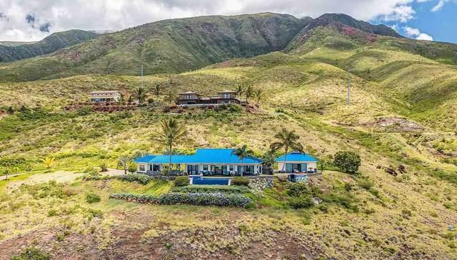 550 Punakea Loop, Lahaina, HI 96761 (MLS #391169) :: Hawaii Life Real Estate Brokers